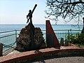 Monumento al pescatore a Sori (Liguria).jpg