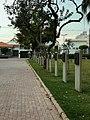 Monumentos -Praça da Igreja Catolica, Mandaguaçu - Paraná (02-08-2020).jpg