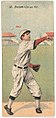Mordecai Brown-Arthur Hofman, Chicago Cubs, baseball card portrait LCCN2007683862.jpg