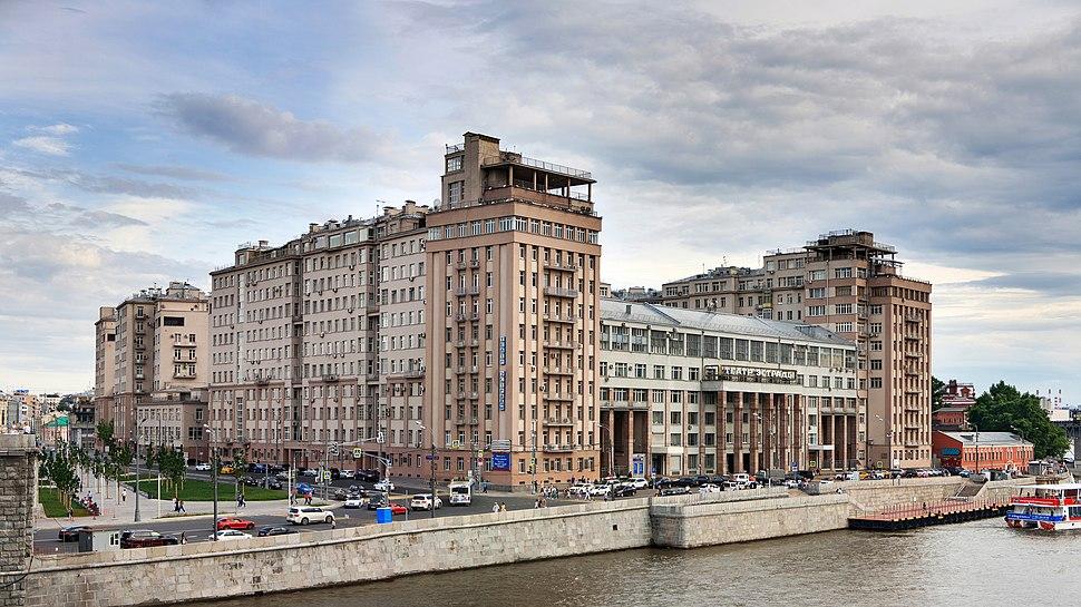 Moscow HouseOnEmbankment 6495