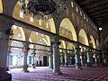 Mosquée Al-Aqsa à Jérusalem (intérieur) -3.jpg