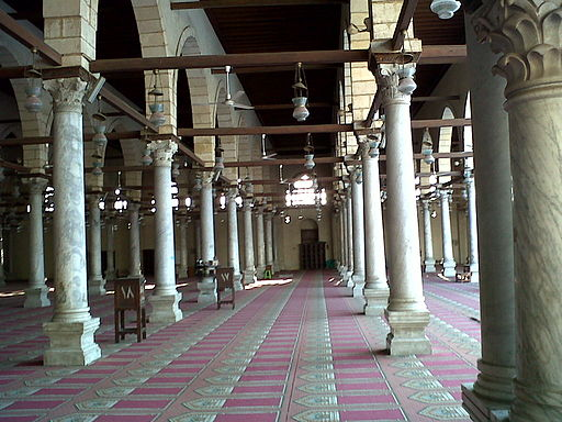 Mosque of Amr Ibn El-Aas-5