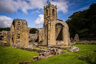 Mount Grace Priory Carthusian house in North Yorkshire, England