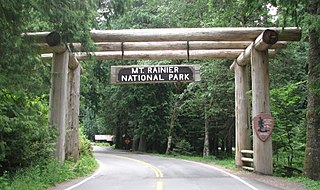 Nisqually Entrance Historic District United States historic place