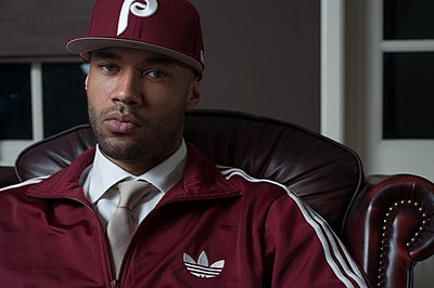 Picture of a band or musician: Mr. Probz