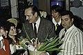 Mr JACQUES CHIRAC au SIA 1990-79-cliche Jean Weber (34550453405).jpg