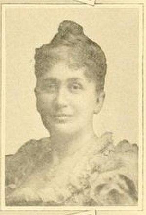 Lyman J. Gage - Mrs. Cornelia Gage