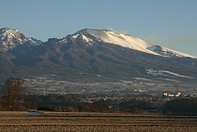 Mt.Asama (From saku city).jpg