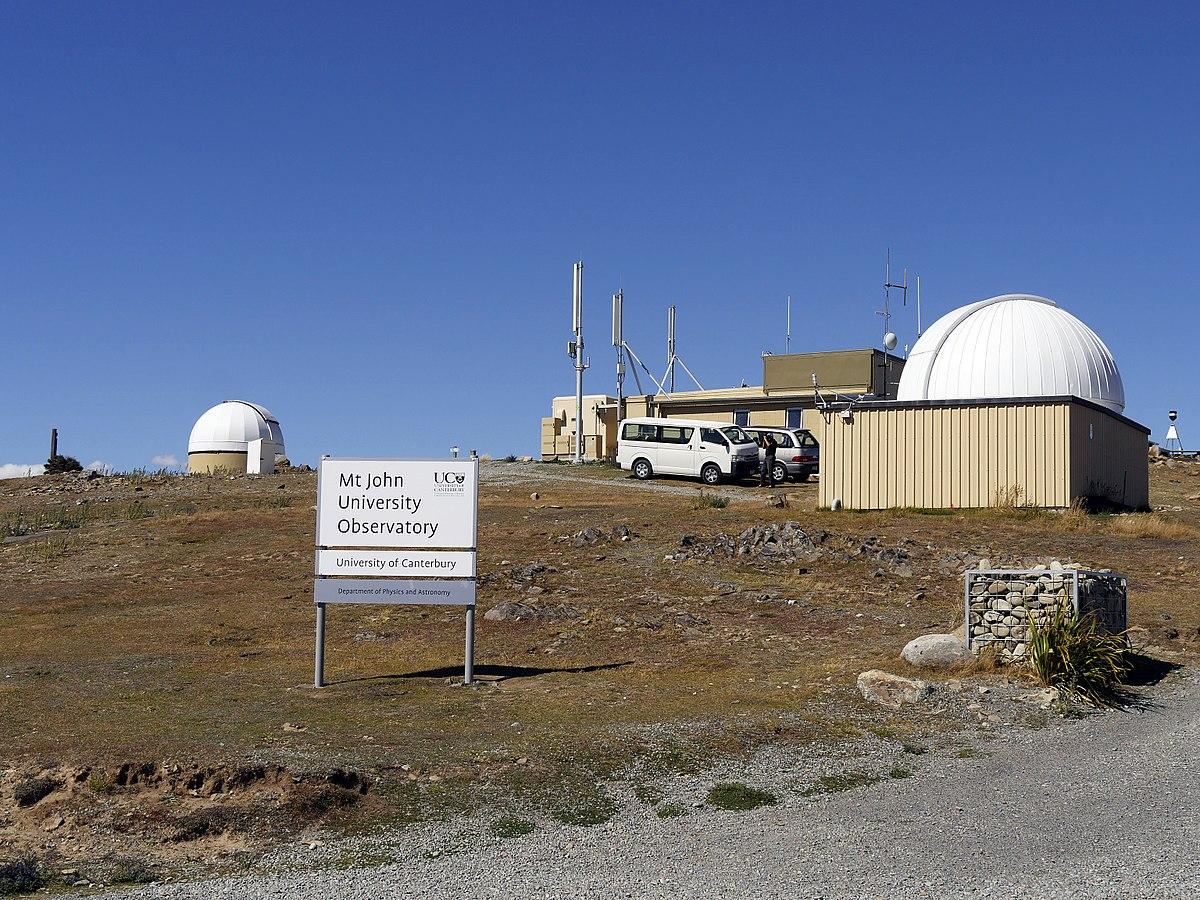 Mt John Observatory Tour Departure Times