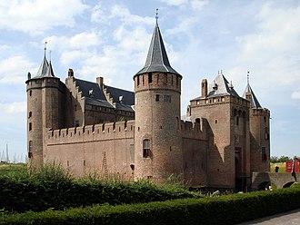 Muiden Castle - Image: Muiderslot by Edi Weissmann