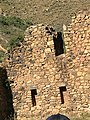 Muro de posta en camino de Incallajta.jpg