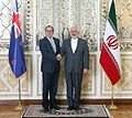 Murray McCully meeting with Mohammad Javad Zarif in Tehran (1).jpg