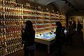 Museo ferragamo, campionario storico di calzature femminili 01.JPG