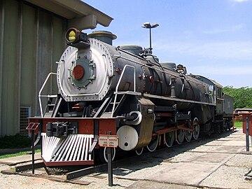 ffbbef6d41599 Locomotiva a vapor – Wikipédia, a enciclopédia livre