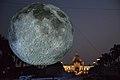 Museum Of The Moon Installation - Victoria Memorial Hall - Kolkata 2018-02-17 1377.JPG