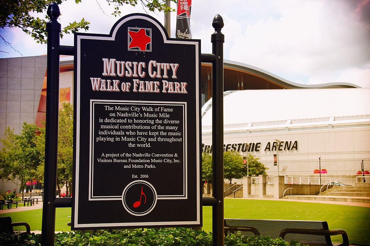 Image result for Music City Walk of Fame