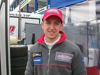 Néstor Girolami Argentine racing driver