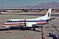 N286AE Saab SF.340B American Eagle LAS 20JAN99 (6924264515).jpg