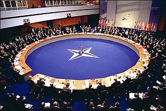 Bundeswehr - The Federal Republic of Germany joined NATO in 1955.