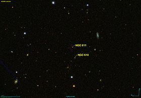 Image illustrative de l'article NGC 611
