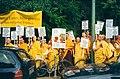 NKT-demonstration Berlin 98-Tempodrom.JPG