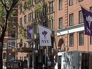 New York University cover