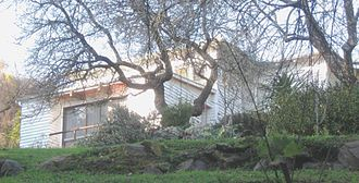 Cashmere, New Zealand - Dame Ngaio Marsh's Home