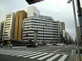 Nagahori plaza building - panoramio.jpg