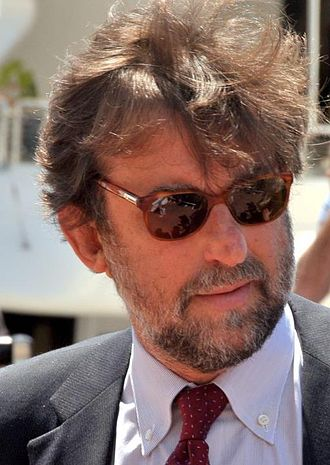 2012 Cannes Film Festival - Nanni Moretti, President of the main competition jury
