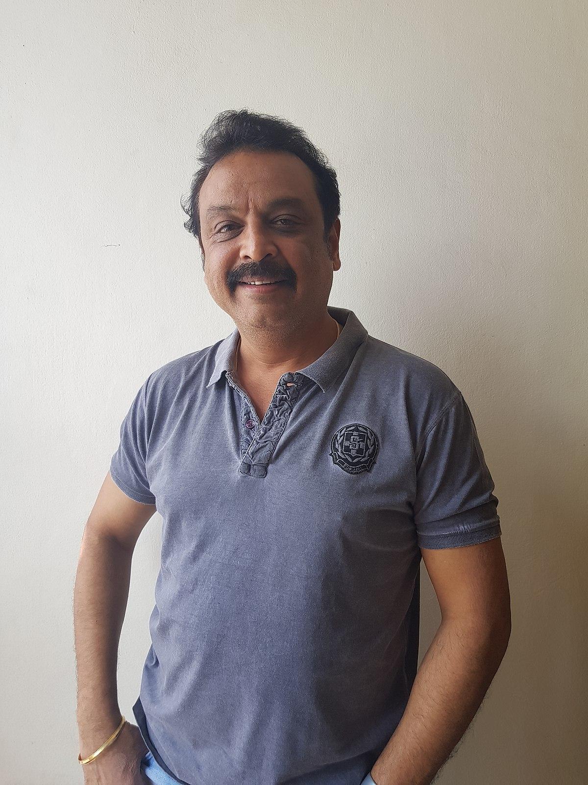 Naresh (actor) - Wikipedia