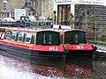 Narrow boats, Skipton Canal (3) - geograph.org.uk - 871374.jpg