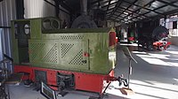 Narrow gauge railway museum in La Pobla de Lillet 01.JPG