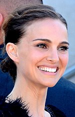 Photo of Natalie Portman at the 2015 Cannes Film Festival.