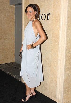Natarsha Belling - Natasha Belling Sydney, Australia at the launch  the  new Christian Dior store