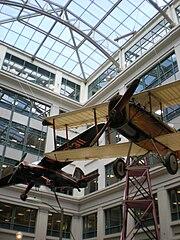 National Postal Museum Planes - Stierch