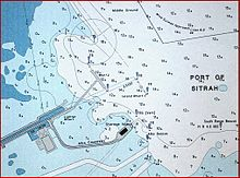 Automatically Labeled Nautical Chart
