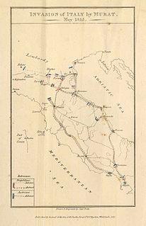 Neapolitan War conflict