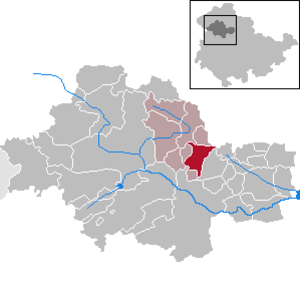 Neunheilingen - Image: Neunheilingen in UH
