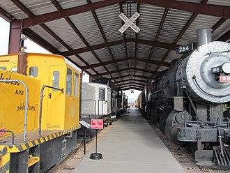 Nevada Southern Railroad Museum - Nevada Southern Railroad Museum