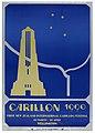 New Zealand International Carillon Festival poster, 1990 (25848084911).jpg