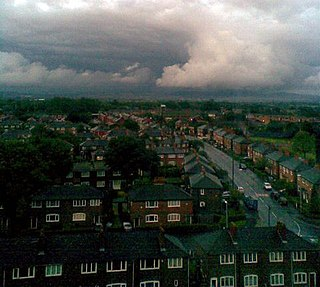 Newton Heath urban area of the city of Manchester, England