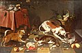 Nicasius Bernaerts-Bataille chiens et chats.jpg
