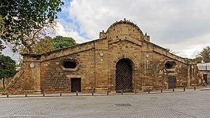 Walls of Nicosia - Famagusta Gate
