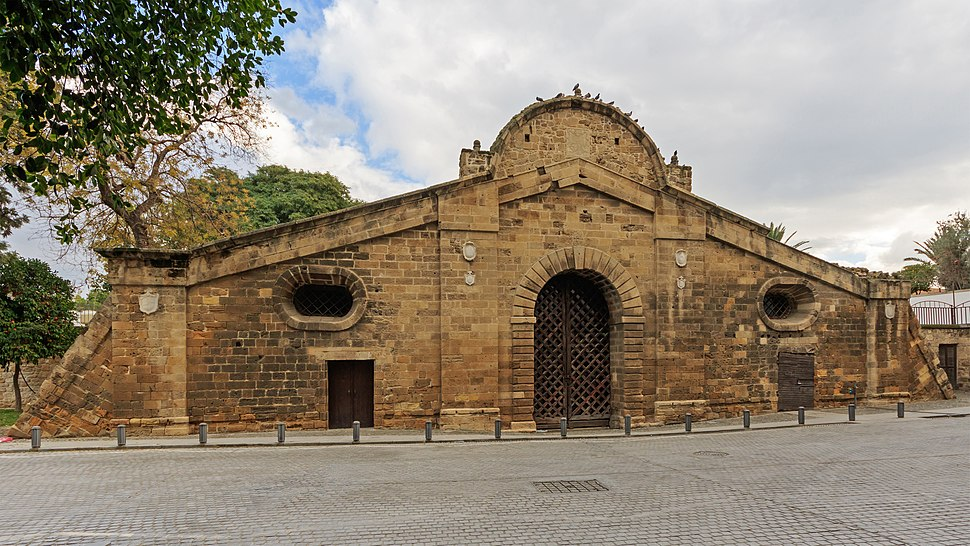 Nicosia 01-2017 img08 Famagusta Gate