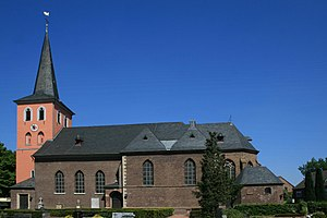 Niederzier - Niederzier Church St. Cäcilia