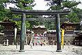 Nikko Toshogu Bronze Torii M3091.jpg