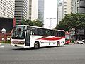 Nishi Tokyo Bus BH20274 Kogakuin Univ Shuttle.jpg