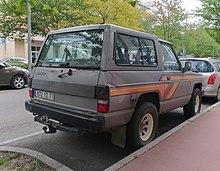2020 Nissan Patrol Royale, Ute, Y62 >> Nissan Patrol Wikipedia