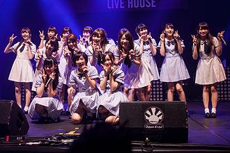 Nogizaka46 - (Nogizaka46 at Japan Expo 2014)