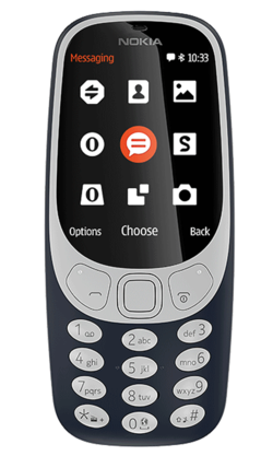Image illustrative de l'article Nokia 3310 (2017)